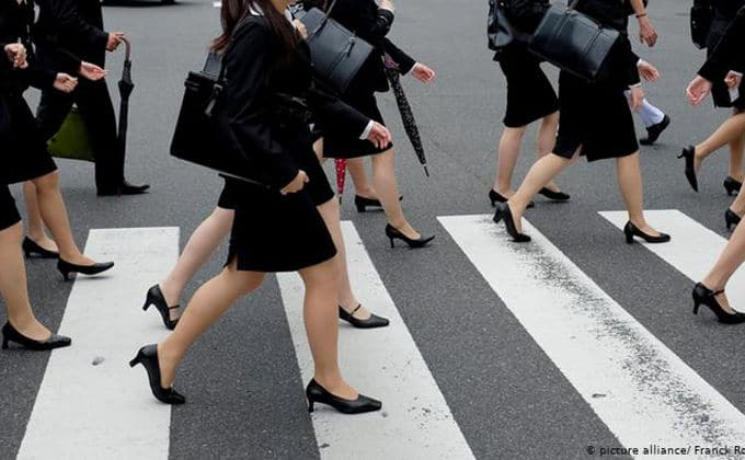 Why Japan's #KuToo is Not Really About Shoes